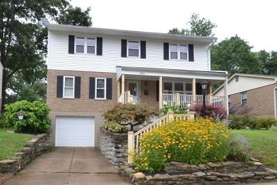 Cincinnati OH Single Family Home For Sale: $182,000