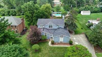 West Chester Single Family Home For Sale: 7961 Hunters Ridge Drive