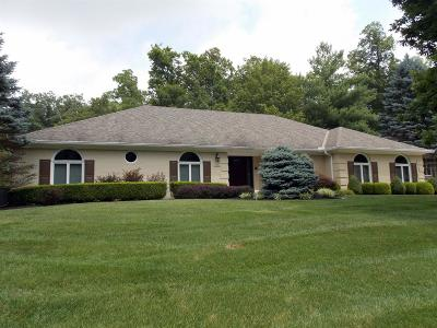 West Chester Single Family Home For Sale: 7952 Chestershire Drive