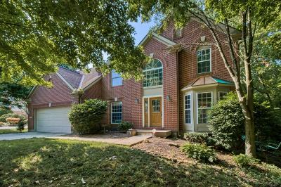 Fairfield Twp Single Family Home For Sale: 6171 Green Knoll Circle