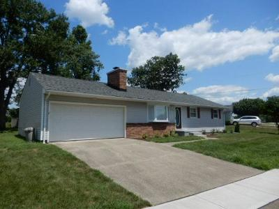 Middletown Single Family Home For Sale: 2629 El Camino Drive