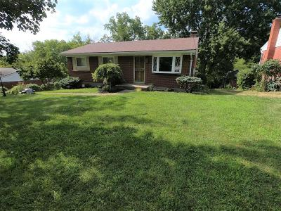 Green Twp Single Family Home For Sale: 5738 Boomer Road