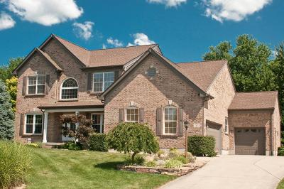 Liberty Twp Single Family Home For Sale: 7873 Royal Fern Court