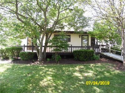 Preble County Single Family Home For Sale: 118 Sail Drive