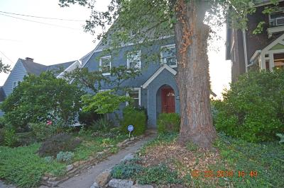 Clifton Single Family Home For Sale: 3429 Morrison Place