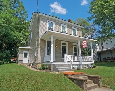 Waynesville Single Family Home For Sale: 255 N Third Street