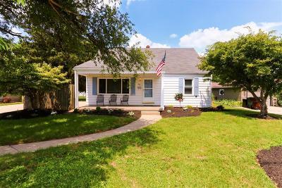 Fairfield Single Family Home For Sale: 652 Doris Jane Avenue