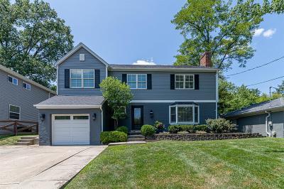Cincinnati Single Family Home For Sale: 851 Tweed Avenue