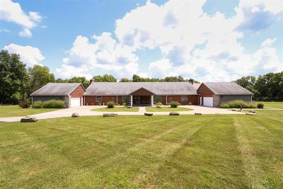 Turtle Creek Twp Single Family Home For Sale: 1634 N St Rt 48