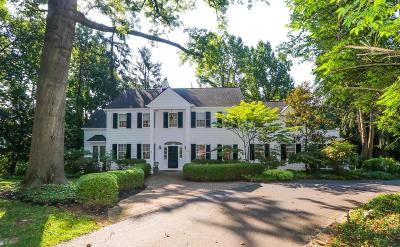 Cincinnati Single Family Home For Sale: 3 Broadview Place
