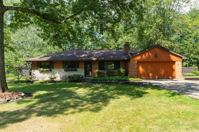 Symmes Twp Single Family Home For Sale: 11765 Woodwind Drive