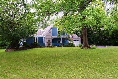Hamilton Single Family Home For Sale: 663 S Washington Boulevard