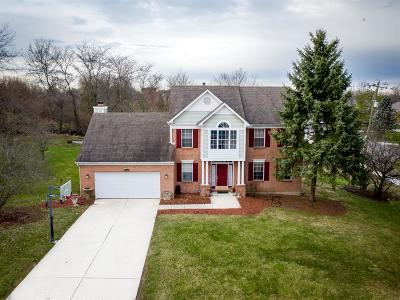 Liberty Twp Single Family Home For Sale: 7163 Wyandot Lane