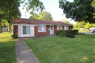 Fairfield Single Family Home For Sale: 201 Lindale Drive