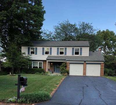 Montgomery Single Family Home For Sale: 9512 Croton Drive