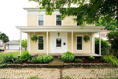 Preble County Single Family Home For Sale: 167 W Central Avenue