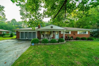 Harrison Twp Single Family Home For Sale: 5466 Susan Drive
