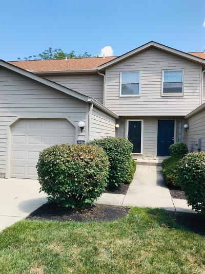West Chester Condo/Townhouse For Sale: 9585 Colegate Way
