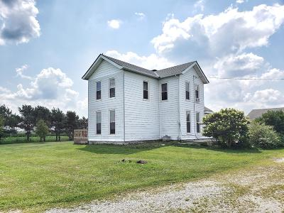 Brookville Single Family Home For Sale: 6018 Farm Hill Road