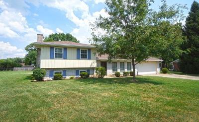 Fairfield Single Family Home For Sale: 5274 Frieda Drive