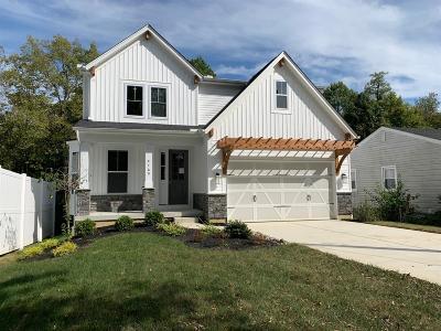 Blue Ash Single Family Home For Sale: 9760 Monroe Avenue