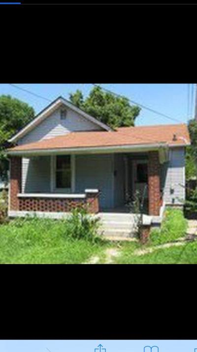 Middletown Single Family Home For Sale: 1707 Columbia Avenue