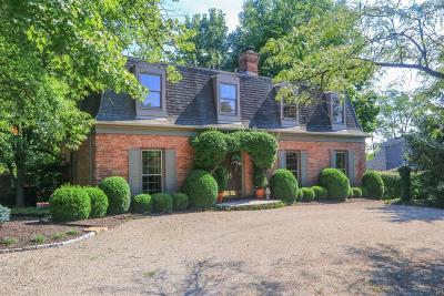 Cincinnati Single Family Home For Sale: 2898 Alpine Terrace