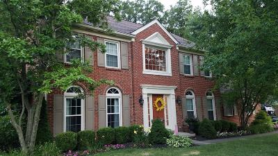 West Chester Single Family Home For Sale: 7722 Cedar Creek Drive