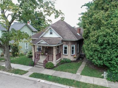 Miamisburg Single Family Home For Sale: 519 Montgomery Street