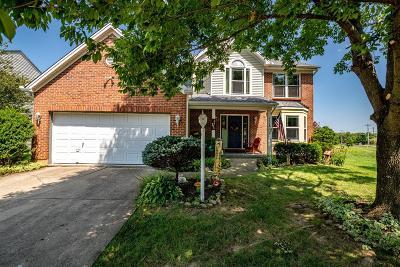 Fairfield Single Family Home For Sale: 5450 Lake Michigan Drive