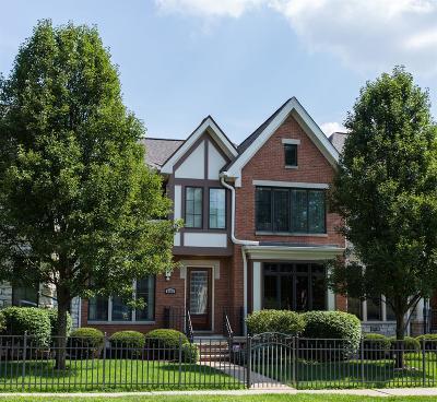 Blue Ash Condo/Townhouse For Sale: 9509 Park Manor Boulevard