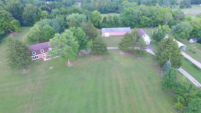 Turtle Creek Twp Single Family Home For Sale: 2791 Harvey Road
