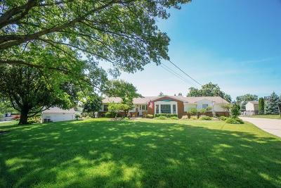 Bridgetown Single Family Home For Sale: 5969 Countryhills Drive