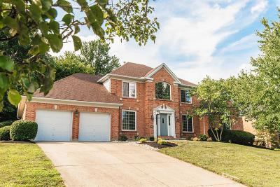 Blue Ash Single Family Home For Sale: 5050 Muirwoods Court