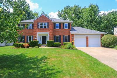 Symmes Twp Single Family Home For Sale: 11359 Donwiddle Drive