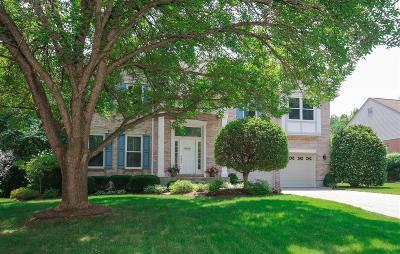 Sharonville Single Family Home For Sale: 12026 Diamondview Drive