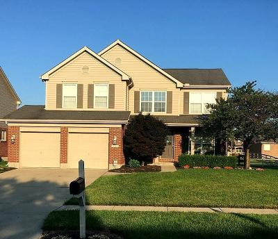 West Chester Single Family Home For Sale: 8365 Misty Shore