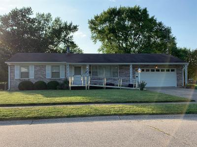 Fairfield Single Family Home For Sale: 996 Wittenburg Drive