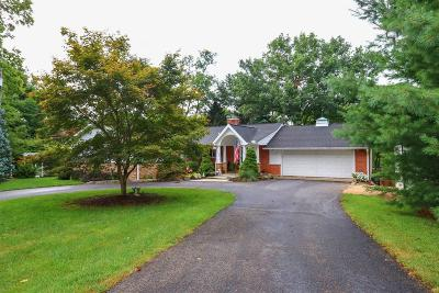 Montgomery Single Family Home For Sale: 7927 Cooper Road