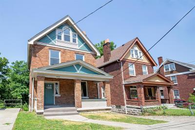 Hamilton County Single Family Home For Sale: 3141 Durrell Avenue