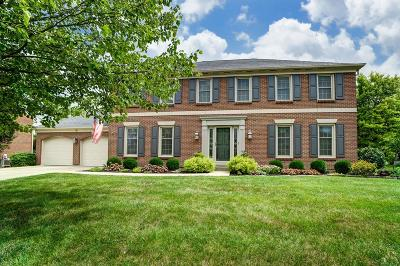 West Chester Single Family Home For Sale: 6515 Tylers Crossing