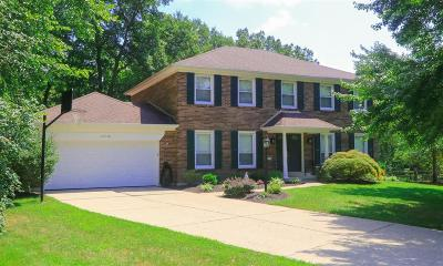 Montgomery Single Family Home For Sale: 10736 Old Pond Drive