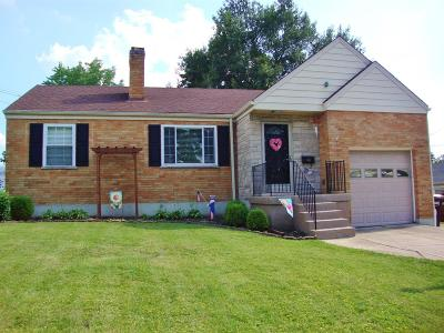 Green Twp Single Family Home For Sale: 5774 Sprucewood Drive