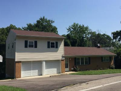 Colerain Twp Single Family Home For Sale: 3154 Stout Road