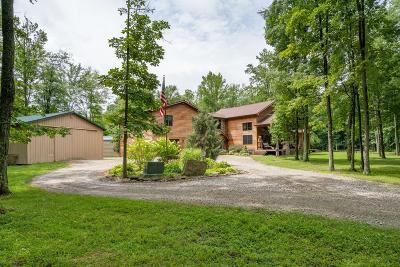 Dillsboro Single Family Home For Sale: 14158 Goodner Road