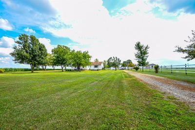 Fayette County Farm For Sale: 6129 Palmer Road N