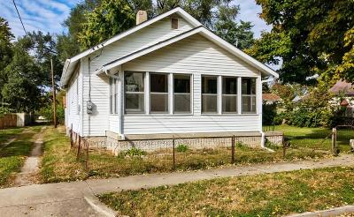 Hamilton Single Family Home For Sale: 1016 Reservoir Street