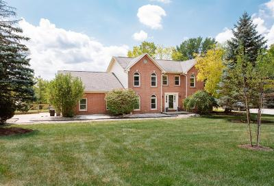 Liberty Twp Single Family Home For Sale: 6315 Gemstone Drive