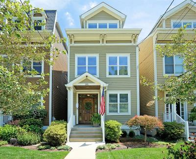 Cincinnati Single Family Home For Sale: 1931 Riverside Drive