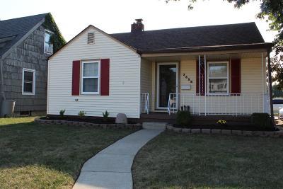 Hamilton Single Family Home For Sale: 2658 Hilda Avenue